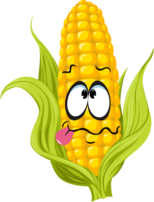 Corn SP emoji stickers messages sticker-9