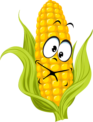 Corn SP emoji stickers messages sticker-8