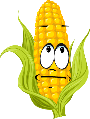 Corn SP emoji stickers messages sticker-5