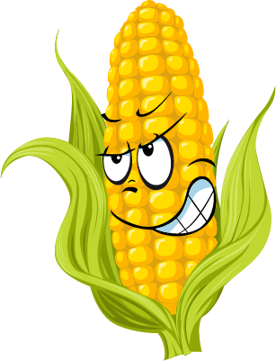 Corn SP emoji stickers messages sticker-6