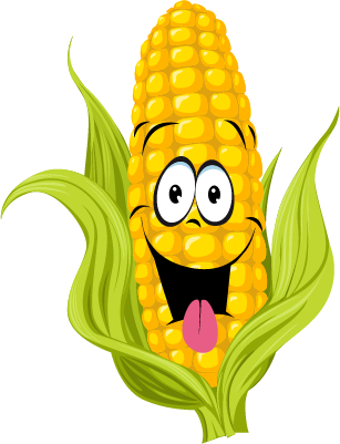 Corn SP emoji stickers messages sticker-10