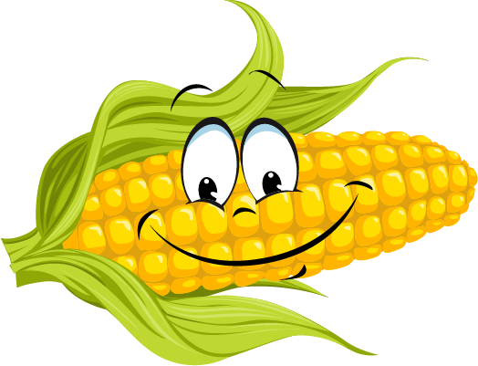 Corn SP emoji stickers messages sticker-11