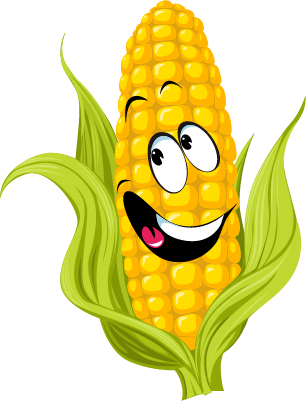 Corn SP emoji stickers messages sticker-1