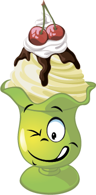 Ice cream SP emoji stickers messages sticker-10
