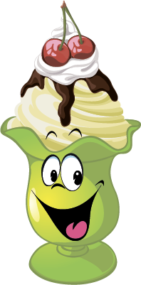 Ice cream SP emoji stickers messages sticker-4