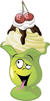 Ice cream SP emoji stickers messages sticker-3