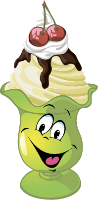 Ice cream SP emoji stickers messages sticker-5