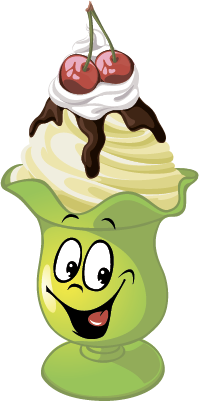 Ice cream SP emoji stickers messages sticker-0