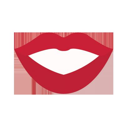 Beautiful Lips Sticker Pack messages sticker-3