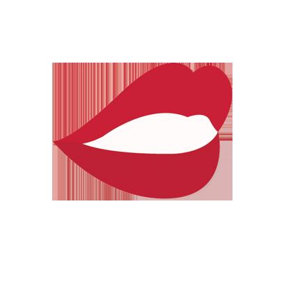 Beautiful Lips Sticker Pack messages sticker-2