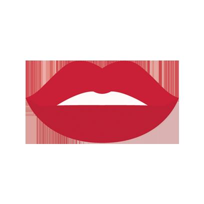 Beautiful Lips Sticker Pack messages sticker-1