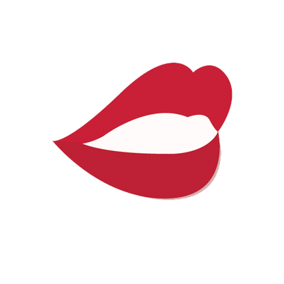 Beautiful Lips - Kiss me messages sticker-2