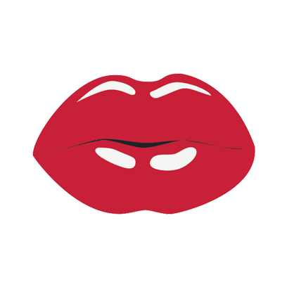 Beautiful Lips - Kiss me messages sticker-10