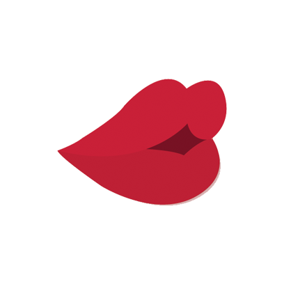 Beautiful Lips - Kiss me messages sticker-5