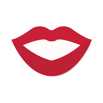 Beautiful Lips - Kiss me messages sticker-3