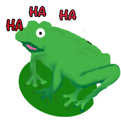 Frogs Alive Stickers messages sticker-11