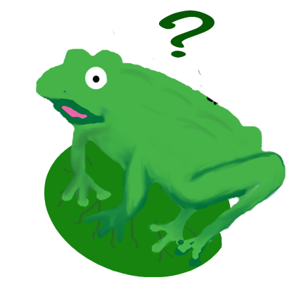 Frogs Alive Stickers messages sticker-9