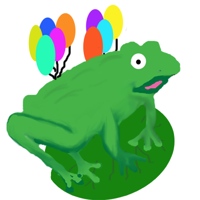 Frogs Alive Stickers messages sticker-3