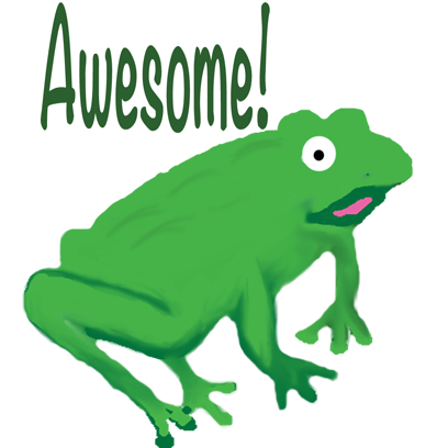 Frogs Alive Stickers messages sticker-1