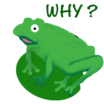 Frogs Alive Stickers messages sticker-8