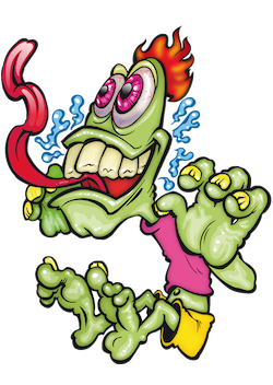 MonsterMojis - Cute Monster Emojis And Stickers messages sticker-5