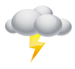 WeatherMojis - The Weather Stickers messages sticker-9