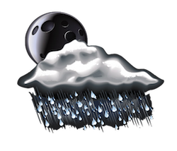 WeatherMojis - The Weather Stickers messages sticker-1