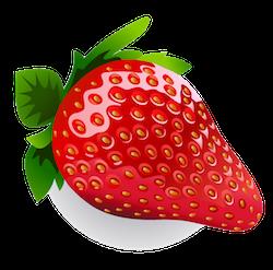 FruitMojis - Beautiful Fruit Stickers messages sticker-7