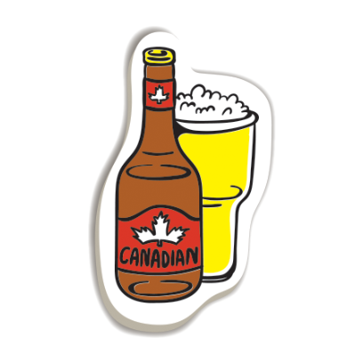 National Canadian Stickers messages sticker-5