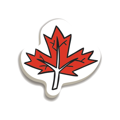 National Canadian Stickers messages sticker-7