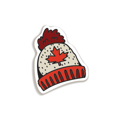National Canadian Stickers messages sticker-4