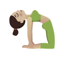 Yoga Art Stickers messages sticker-5