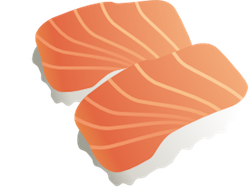 SushiMojis - Delicious Sushi Emojis And Stickers messages sticker-8