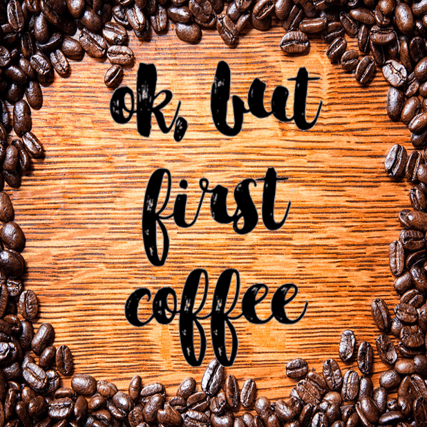 Coffee First Stickers messages sticker-7
