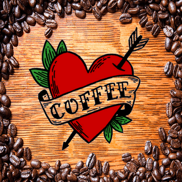 Coffee First Stickers messages sticker-8