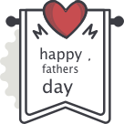 Father's Day: Love You! messages sticker-3