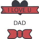 Father's Day: Love You! messages sticker-4