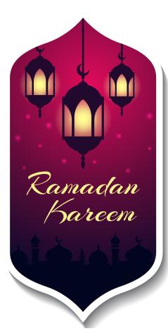 Ramadan Kareem Stickers messages sticker-3
