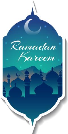 Ramadan Kareem Stickers messages sticker-1