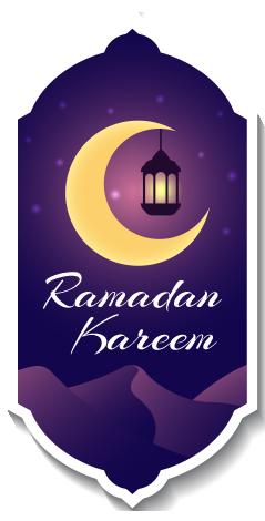 Ramadan Kareem Stickers messages sticker-2