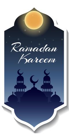 Ramadan Kareem Stickers messages sticker-5