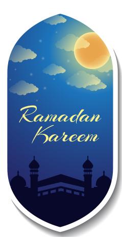 Ramadan Kareem Stickers messages sticker-0