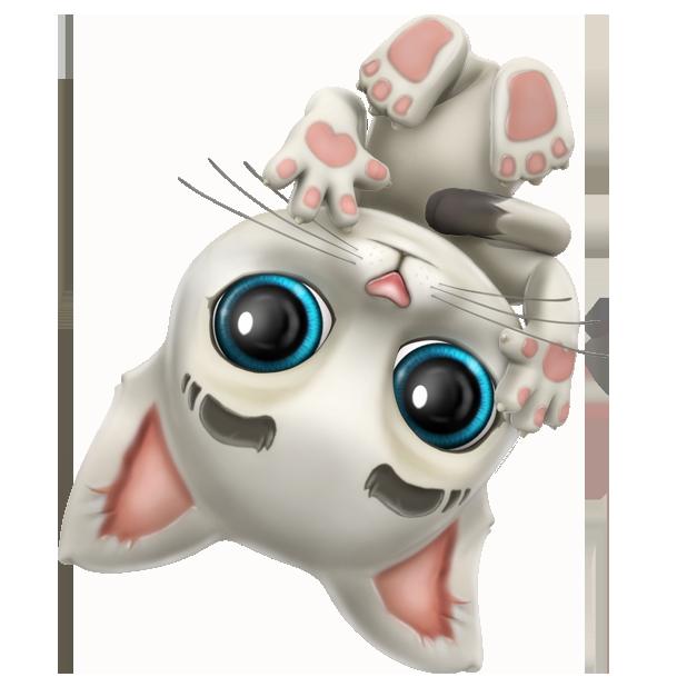 Oscar the Cat - Virtual Pet messages sticker-4
