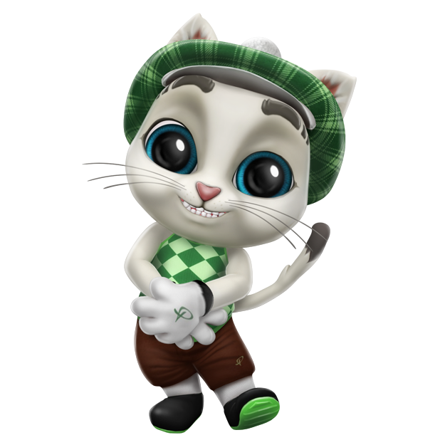 Oscar the Cat - Virtual Pet messages sticker-5