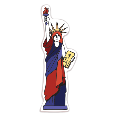 National USA Stickers messages sticker-10