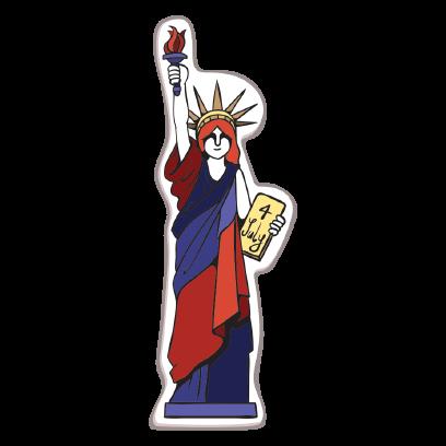 National USA Stickers messages sticker-10