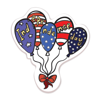 National USA Stickers messages sticker-9