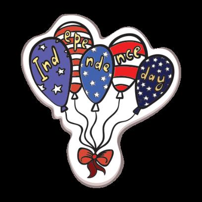 National USA Stickers messages sticker-9