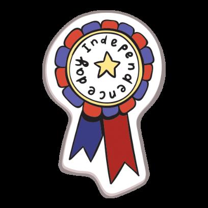 National USA Stickers messages sticker-1