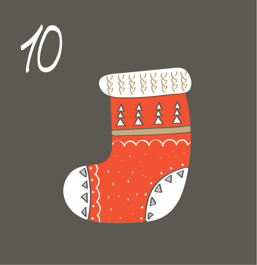 Advent Calendar - Stickers messages sticker-9